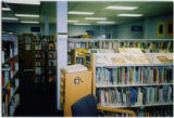 Forest Lawn Branch: Interior, stacks
