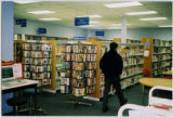 Forest Lawn Branch: Interior, spinners and stacks