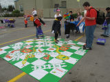 Calgary Public Library 100th Birthday Celebrations - Forest Lawn : Snakes and Ladders