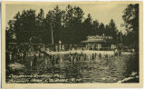 Children Swimming Pool, Bowness Park, Calgary, Alta.