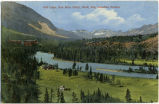 Golf Links, Bow River Valley, Banff, Alta., Canadian Rockies