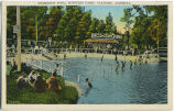 Swimming Pool, Bowness Park, Calgary, Alberta