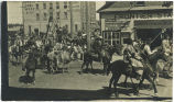Indian Parade and Frontier Stables