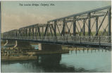 The Louise Bridge, Calgary, Alberta