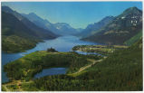 (Prince of Wales hotel, Waterton Lakes National Park)
