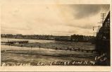 Bow in Flood. Louise Bridge June 26, 1915