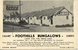 Foothills Bungalows